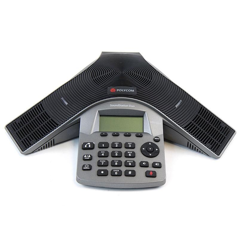 Dual IP / Analogue Conference Phones