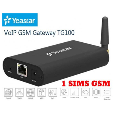 GSM Cellular Gateways