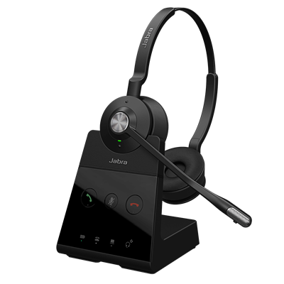 Wireless Headsets for Lync and Skype Conference Phones