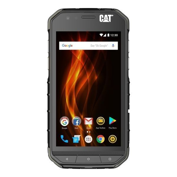 CAT S31 (4G/LTE, 4000MAH, IP68) - BLACK