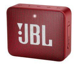 JBL GO 2 Bluetooth Speaker - Ruby Red