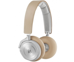 B&O PLAY BEOPLAY H7 OVER-EAR WIRELESS Noise Canceling  HEADPHONES - Natural