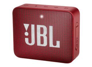 JBL GO 2 Bluetooth Speaker - Ruby Red