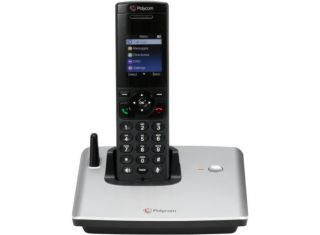Polycom VVX D60 Cordless IP Handset with Base Station Open Box