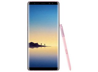 "SAMSUNG GALAXY NOTE8 NOTE 8 (6.3"", 64GB/6GB, VF) - blossom pink-64GB"