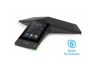 Polycom Realpresence Trio 8500 Skype for Business Microsoft Lync Office 365 IP audio conference phone