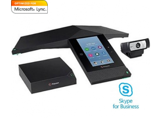 Polycom RealPresence Trio 8800 Skype for Business Microsoft Lync Version and Office 365 Complete conferencing Collaboration Kit