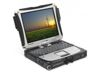 "Panasonic ToughBook CF-19 10.1"" Laptop Core i5 (3320m) 2.6Ghz 4GB DDR3 320GB HDD"