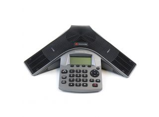 Polycom SoundStation DUO Dual-mode VoIP Conference Phone (2200-19000-001) Open Box