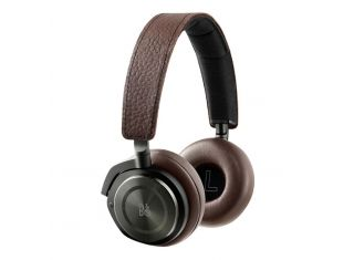 B&O PLAY BEOPLAY H8 ON-EAR WIRELESS Noise Canceling  HEADPHONES - GRAY HAZEL