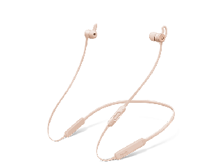 BEATS X WIRELESS IN-EAR EARPHONES - MATT GOLD