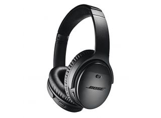 BOSE QC35 QUIETCOMFORT 35 WIRELESS HEADPHONES - Black