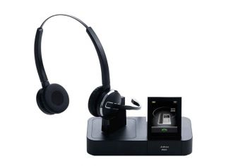 Jabra PRO 9460 Stereo Duo Deck Wireless headset for desk phones and PC