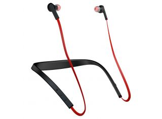 Jabra Halo Smart Bluetooth Wireless Headset Red