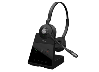 Jabra Engage 65 Stereo DECT wireless headset