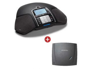 Konftel 300Wx Wireless Conference Phone + Analogue DECT Base Station