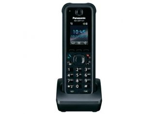 Panasonic IP65 Tough SIP DECT Cordless handset (KX-UDT131)