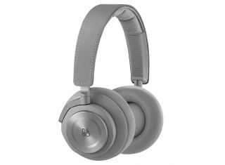 B&O Beoplay H7 Wireless Over-Ear Noise Canceling Headphone with Pouch - Cenere Grey