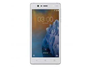 """NOKIA 3 (4G / LTE, 5.0"""", 16GB, VF) - Silver White"""