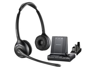 Plantronics Savi W720 + HL10 Handset Lifter - UC Version (Skype, Unified Communication)