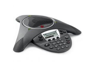 Polycom SoundStation IP 6000 (POE) conference phone OPEN BOX