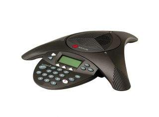 Polycom SoundStation2 Expandable conference phone with display