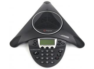 Polycom SoundStation IP 6000 Conference VoIP Phone 2201-15600-001 / 2200-15600-001