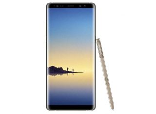 "SAMSUNG GALAXY NOTE8 NOTE 8 (6.3"", 64GB/6GB, VF) - MAPLE GOLD"
