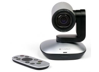 LOGITECH PAN TILT ZOOM PRO CAMERA - USB HD 1080p PTZ Video Camera for Conference Rooms