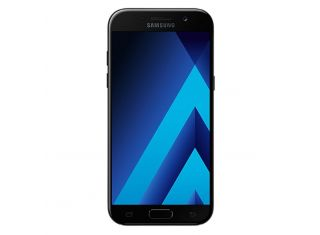 "SAMSUNG GALAXY A5 2017 (5.2"", 16MP, 32GB/3GB, VF) - black-32GB"