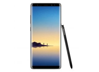 "SAMSUNG GALAXY NOTE8 NOTE 8 (6.3"", 64GB/6GB, VF) - Midnight BLACK"