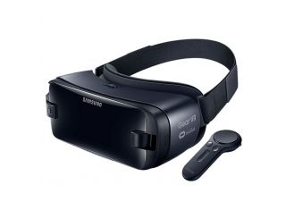 SAMSUNG GEAR VR 2017 WITH CONTROLLER FOR S8/S7/S6 SERIES - BLACK