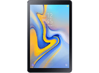 "Samsung Galaxy Tab A (2018) 10.5"" WiFi + 4G 32GB - Black"