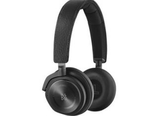 B&O PLAY BEOPLAY H8 ON-EAR WIRELESS Noise Canceling  HEADPHONES - Black