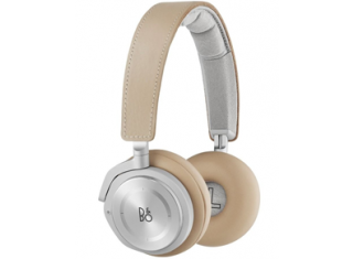 B&O PLAY BEOPLAY H8 ON-EAR WIRELESS NOISE CANCELING HEADPHONES - Natural