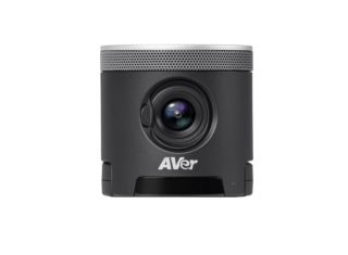 AVer Cam340 Professional 4K USB camera for conference rooms and meetings (Cam340)