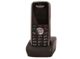 Panasonic slim and light SIP DECT Cordless handset (KX-UDT121)
