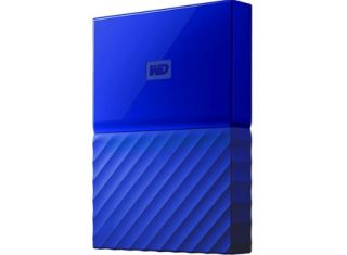 WESTERN DIGITAL WD My Passport Portable Hard Drive HDD 2TB - Blue